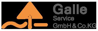 Logo Galle Service GmbH & Co. KG